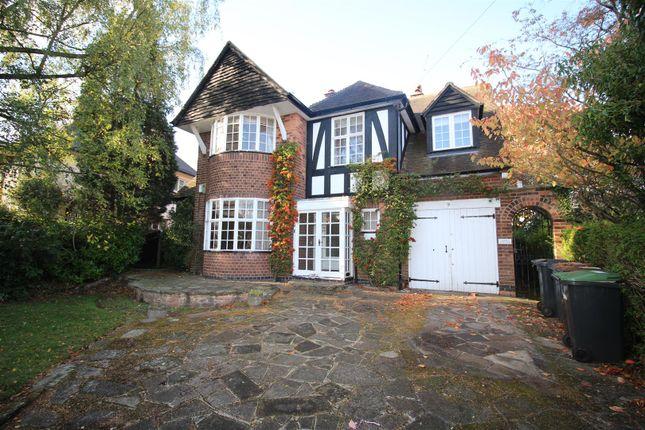 Thumbnail Detached house for sale in Middleton Crescent, Beeston, Nottingham