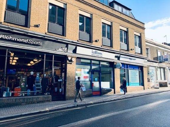 Thumbnail Retail premises to let in 12B Eton Street, Richmond