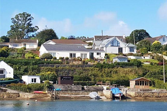 Thumbnail Land for sale in Foreshore, Penpol, Devoran