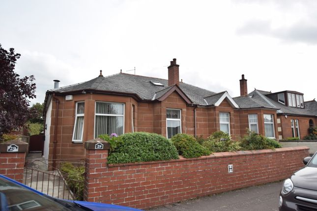Thumbnail Semi-detached house for sale in Midton Road, Prestwick, South Ayrshire