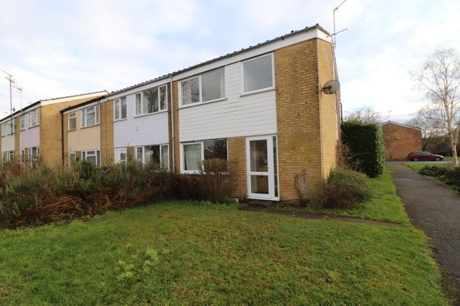 Thumbnail End terrace house to rent in Brett Green, Layham, Suffolk