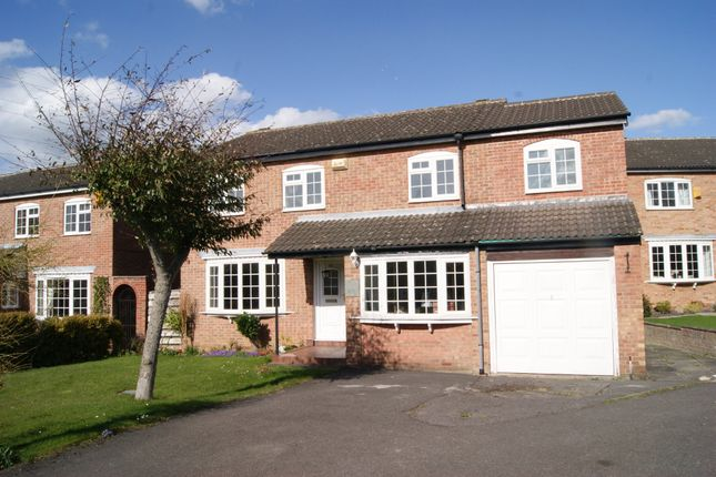 Thumbnail Detached house to rent in Woodthorpe Park Drive, Sandal, Wakefield