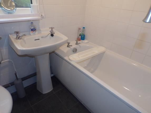 Bathroom of Glan Gwna, Caeathro, Caernarfon LL55