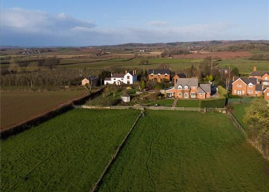Thumbnail Detached house for sale in Burley Gate, Hereford, Herefordshire