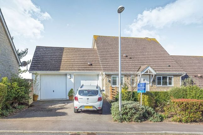 Thumbnail Semi-detached house for sale in Charlcombe Rise, Portishead, Bristol