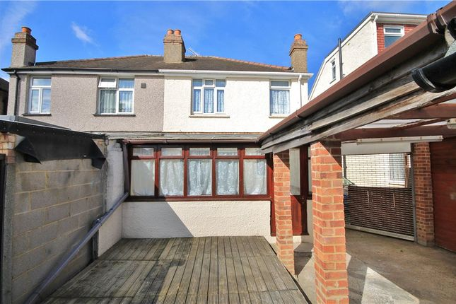 3 bed semi-detached house to rent in Gladstone Avenue, Feltham