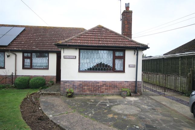 2 bed semi-detached bungalow to rent in Halstead Road, Kirby-Le-Soken, Frinton-On-Sea CO13