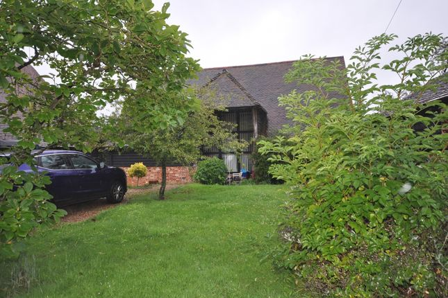 Barn conversion to rent in Throwley, Faversham