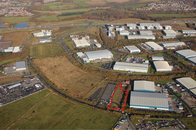 Thumbnail Industrial for sale in Condor Glen, Motherwell
