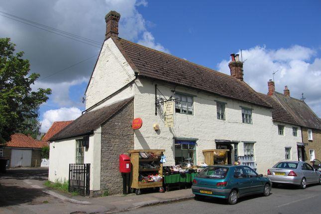 Thumbnail Retail premises for sale in 12 Bridgend, Carlton, Bedfordshire