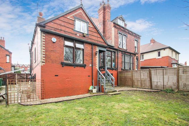 Thumbnail Semi-detached house to rent in All Bills Included, Hartley Avenue, Woodhouse
