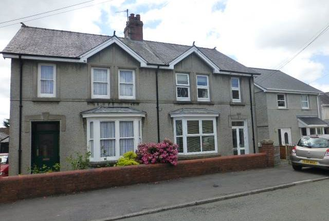 Thumbnail Property to rent in The Grove, Carmarthen