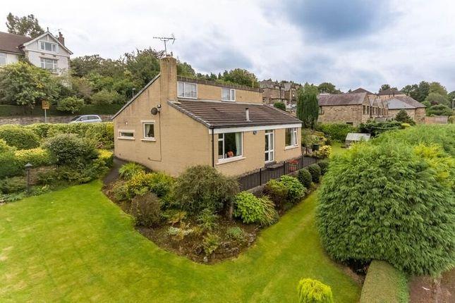 Thumbnail Detached bungalow for sale in Nields Road, Slaithwaite, Huddersfield