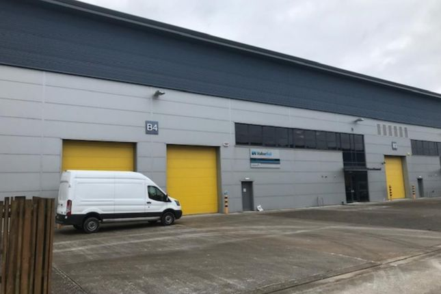 Thumbnail Industrial to let in Buckshaw Link, Buckshaw Village, Chorley
