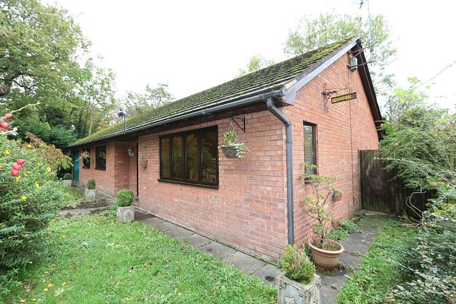 Thumbnail Detached bungalow for sale in Rawson Road, Blacon, Chester, Cheshire