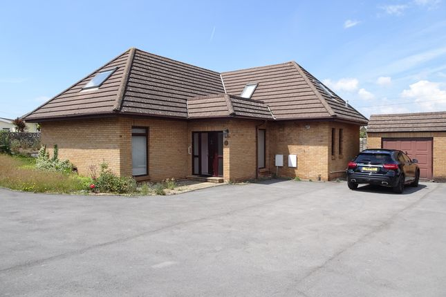 Thumbnail Detached bungalow for sale in Nottage Mead, Nottage, Porthcawl