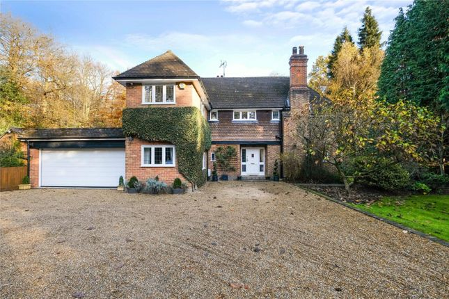 Thumbnail Detached house for sale in Seven Hills Road, Cobham, Surrey