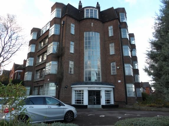 Thumbnail Flat for sale in Norfolk Court, Hagley Road, Birmingham, West Midlands