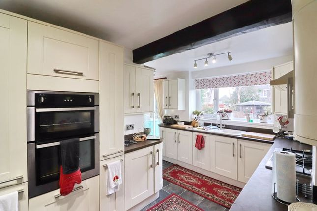 Dining Kitchen of Wyre Drive, Boothstown, Worsley M28