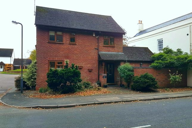 Thumbnail Detached house for sale in Lilbourne Road, Clifton Upon Dunsmore, Rugby