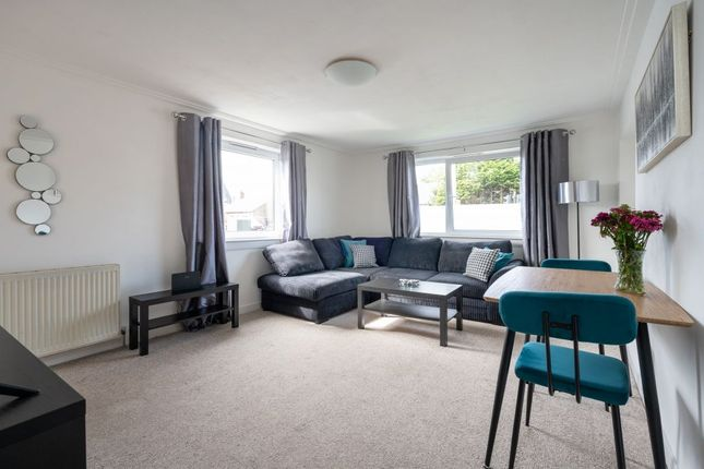 Thumbnail Flat for sale in 22B, Fountain Place, Loanhead