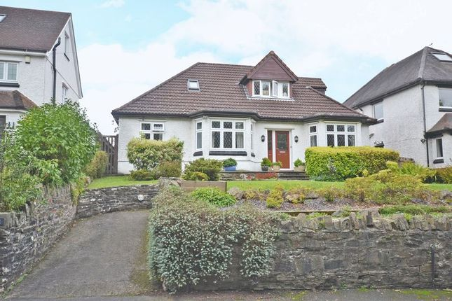 Thumbnail Detached house for sale in Large Detached House, Allt-Yr-Yn View, Newport