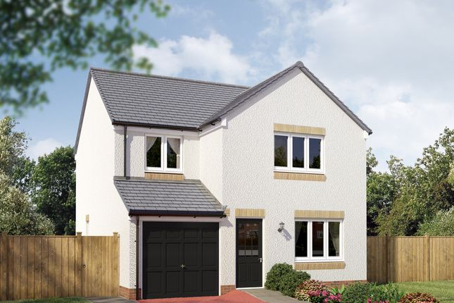 """4 bed detached house for sale in """"The Leith"""" at East Muirlands Road, Arbroath DD11"""