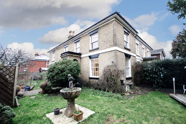 Thumbnail Semi-detached house for sale in West Road, Woolston, Southampton