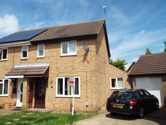 Thumbnail Semi-detached house for sale in Partridge Close, Luton, Bedfordshire, England