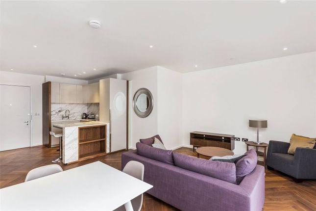 1 bed flat to rent in Embassy Gardens, Nine Elms