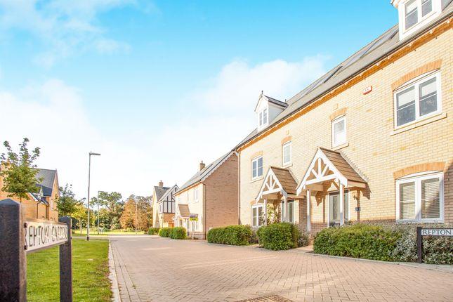 4 bed semi-detached house for sale in Repton Gardens, Milton, Cambridge