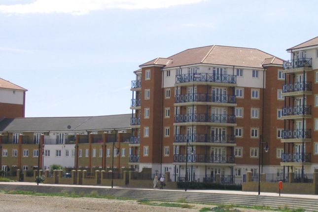 Thumbnail Property to rent in Dominica Court, Sovereign Harbour South, Eastbourne