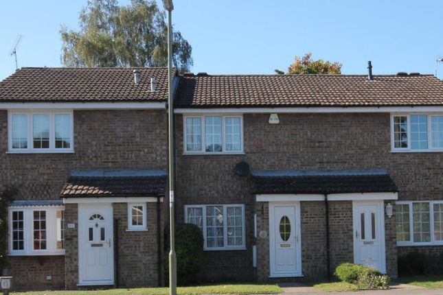 Thumbnail Terraced house for sale in The Potteries, Farnborough