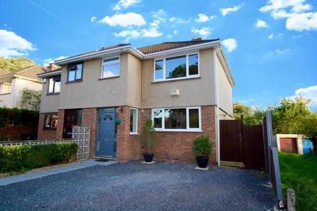 Thumbnail Semi-detached house for sale in Ham Lane, Stapleton, Bristol