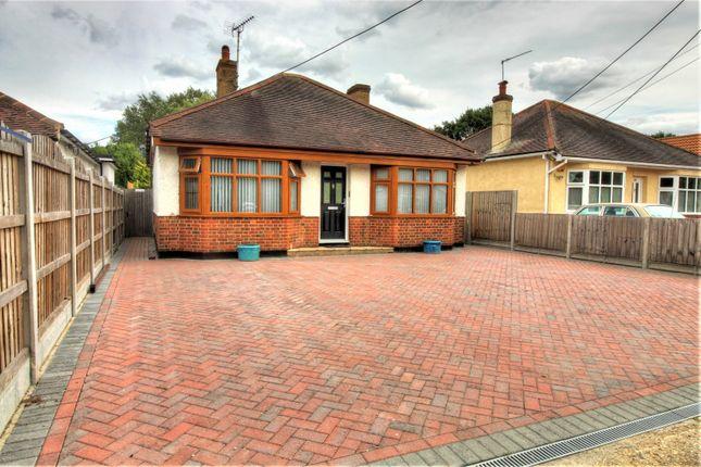 Thumbnail Bungalow for sale in Pound Lane, Laindon, Basildon