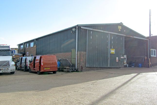 Thumbnail Light industrial to let in Knights Unit, Squires Farm Industrial Estate, Palehouse Common