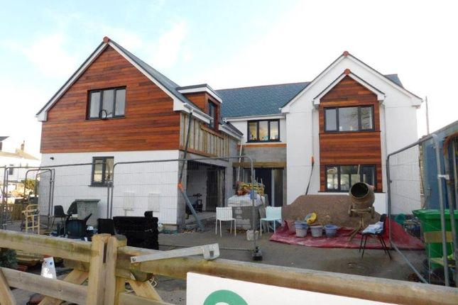 Thumbnail Detached house for sale in Wheal Venture Road, St Ives, Cornwall
