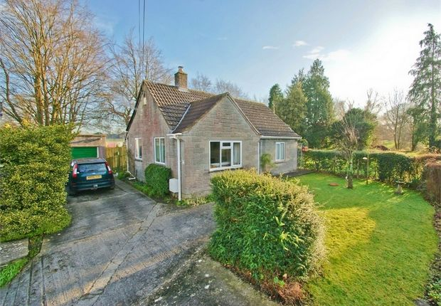 Thumbnail Detached bungalow for sale in Whitstone Close, Shepton Mallet