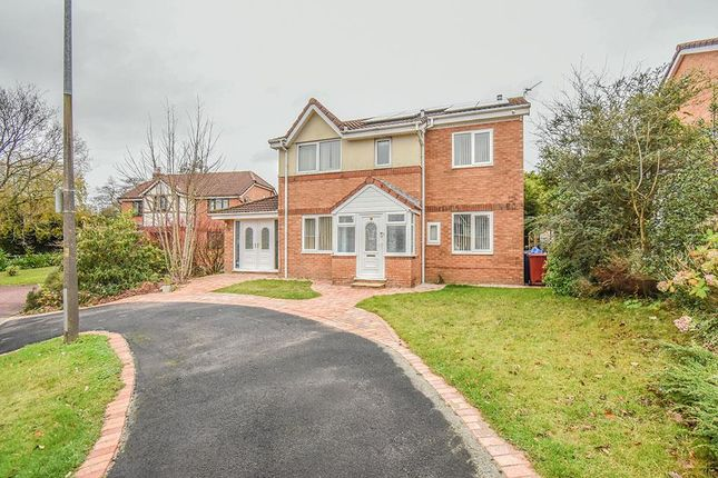 Thumbnail Detached house for sale in Beardwood Park, Blackburn
