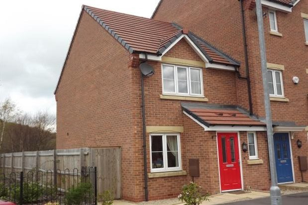 Thumbnail Property to rent in King Cup Drive, Huntington, Cannock