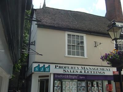 Office to let in First Floor Offices, 57 High Street, Ashford