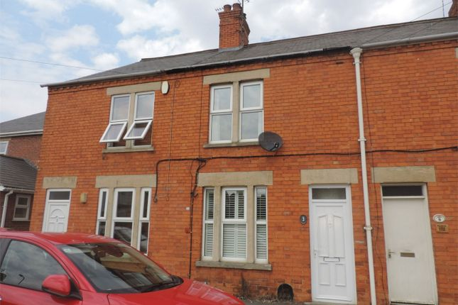 Thumbnail Terraced house to rent in Harrington Street, Bourne, Lincolnshire