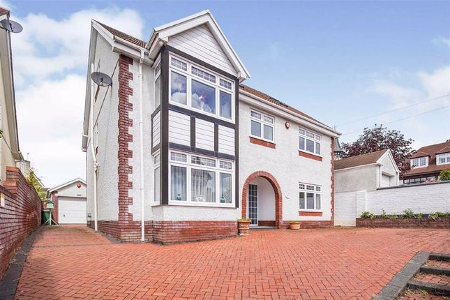 Thumbnail Detached house for sale in Harries Avenue, Llanelli