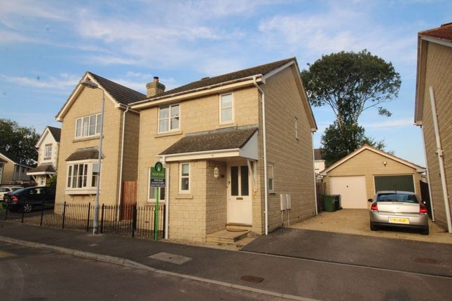Thumbnail Detached house to rent in Meadowsweet Drive, Calne