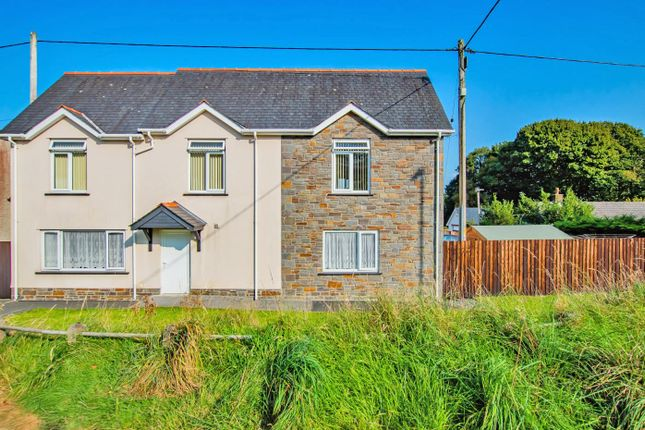 Thumbnail Flat for sale in Llanwnnen, Lampeter