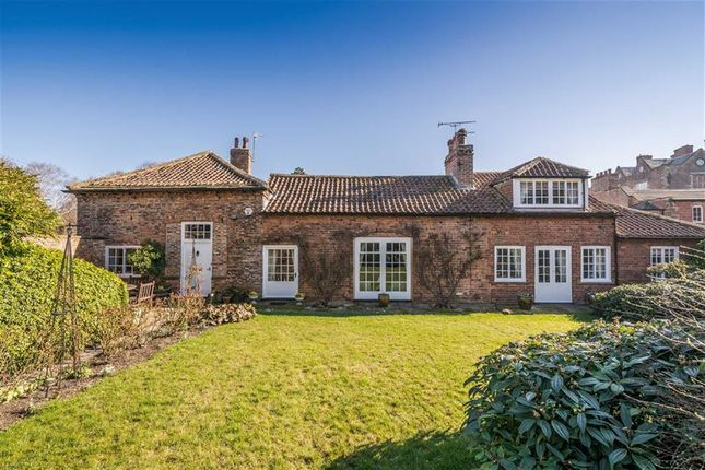 Thumbnail Detached house for sale in Church Street, Goldsborough, North Yorkshire