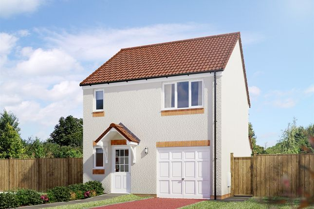 """Thumbnail Detached house for sale in """"The Fortrose"""" at South Gyle Wynd, Edinburgh"""