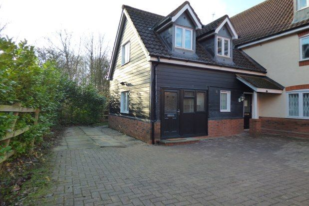 Thumbnail Flat to rent in Foxley Place, Milton Keynes