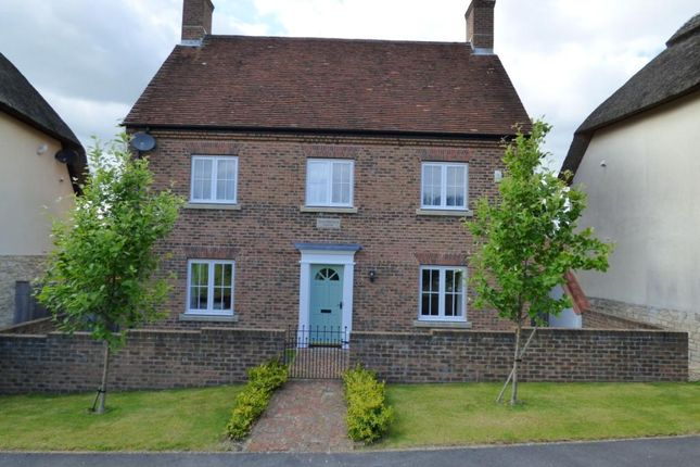 Thumbnail Detached house to rent in Floyers Field, West Stafford, Dorchester, Dorset