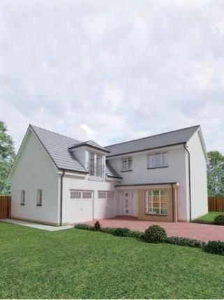 Thumbnail Detached house for sale in Annick Gardens, Perceton, Middleton Road, Irvine